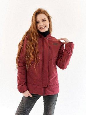 Куртка-бомбер Нью бордо (t до -5°C)