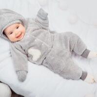 ТМ Смил. Взрослые скидки на детскую одежду — Комбинезоны — Для новорожденных