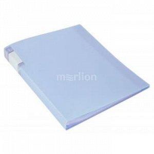 Папка-файл  60 Gems GEM60AZURE 0.7мм голубой топаз (1014868) Бюрократ {Россия}