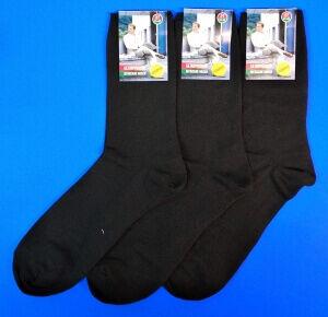 Беларусь носки мужские с лайкрой чёрные