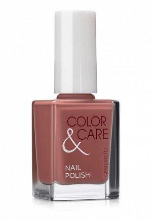 Лак для ногтей Color  Care: Total Nude