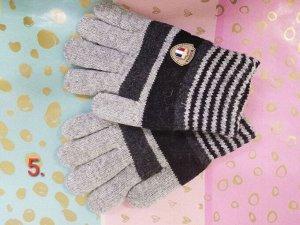 Перчатки детские теплые