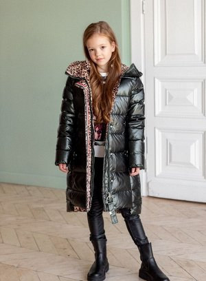 19203 Пальто для девочки Anernuo