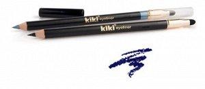 КК Карандаш д/глаз KiKi с аппликатором №12 насыщенно-синий