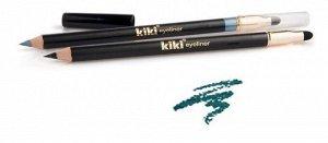 КК Карандаш д/глаз KiKi с аппликатором №09 темно-зеленый