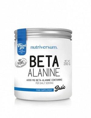 NV Basic Beta-Alanine, 200 гр.