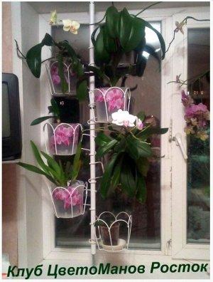 Распорка для орхидей (прямой откос)