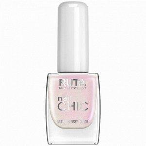 РУТА Лак д/ногтей Nail Chic №51 розовый бриллиант 8,5мл