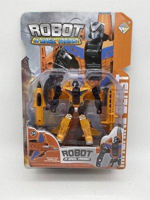 Трансформер робот-самолет 4 дизайна