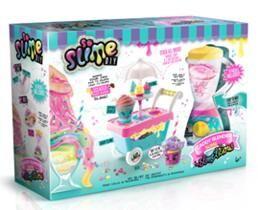 Набор для экспериментов Canal Toys SO SLIME DIY серии «Slimelicious» Блендер и тележка с мороженым105