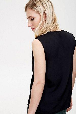 Блузка жен. Titane 1 черный