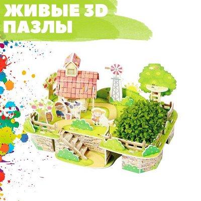Домашний уют и комфорт💒 Распродажа ковровых дорожек — Живые 3D пазлы Mini zilipoo — очень интересно