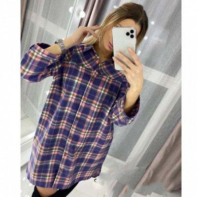 Плед 180*200 всего 480 руб.! — Блузки и рубашки  до 64 размера — Рубашки и блузы