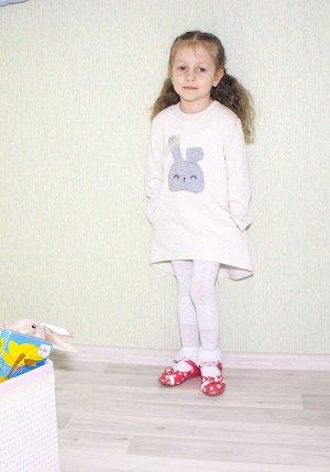 """Платье для девочки """"Зайка Мила """""""