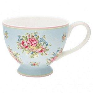 Чайная чашка Franka pale blue