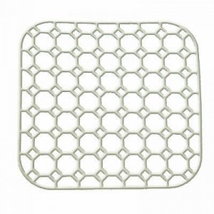 Решетка для раковины пластмассовая 26х26см, цвета микс (Росс
