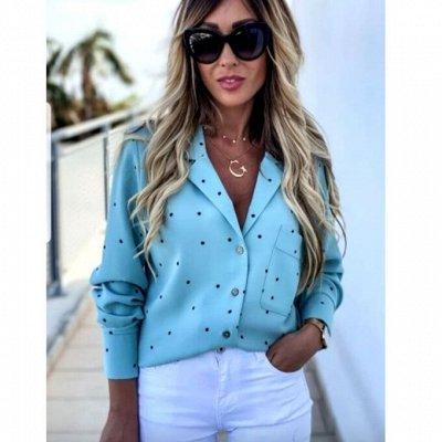 *Модная женская обувь! Стильные и актуальные модели* — Блузы, рубашки — Блузы
