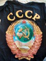 Футбока СССР