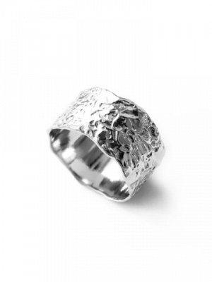 """Серебряное широкое кольцо """"Art"""", арт. 11068"""
