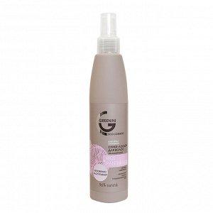 GREENINI Спрей - лосьон для волос RICE & PANTENOL Увлажняющий 250мл