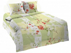 Постельное белье из бязи Шуя (пл.142) 2 спальное