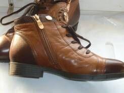 Стильные женские зимние ботинки Berkonty (Берконти)