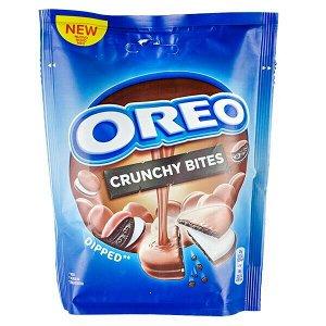 Печенье Орео CRUNCHY BITES dipped 110 г 1уп * 8 шт