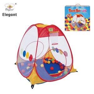 Палатка Палатка плюс 100 шариков разного цвета