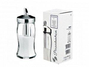 Дозатор для сыпучих продуктов Pasabahce Black And White / 240 мл