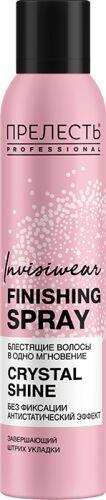 Невесомый спрей-финиш для волос Прелесть Professional Inwisiwear 200 мл