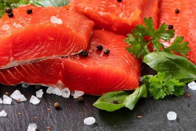 Вкусная Рыбка Эко-копчения,семужка,зубатка. Быстрая доставка — Рыбка семужнего посола,малосолка — Соленые и копченые