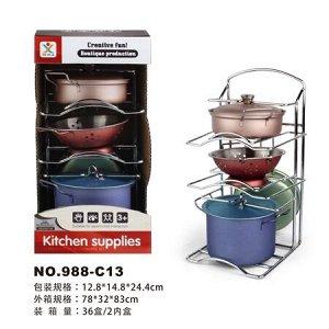Набор игрушечной посуды OBL806745 988-C13 (1/36)