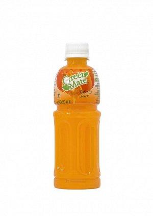 """Безалкогольный напиток """"Green Mate"""" с апельсиновым соком"""
