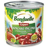 """Bonduelle (Бондюэль) Фасоль красная в томатном соусе """"Чили"""""""