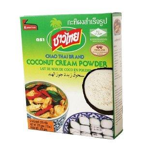 Сухие кокосовые сливки