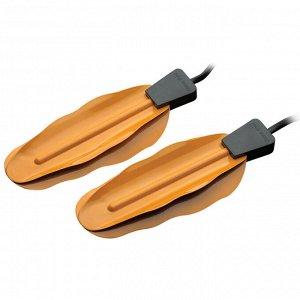 Сушилка для обуви электрическая ТД2-00005/1 оранжевая, металлическая