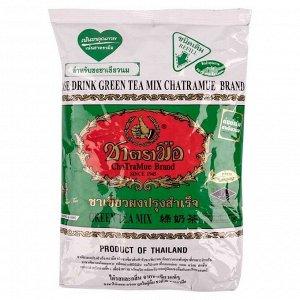 """Тайский зеленый  молочный  чай                                    """"Thai Milk Green Tea"""""""
