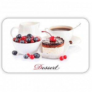 Салфетка сервировочная ПВХ 26х41см Десерт