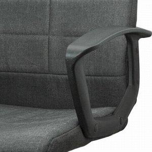 """Кресло офисное BRABIX """"Focus EX-518"""", ткань, серое, 531576"""