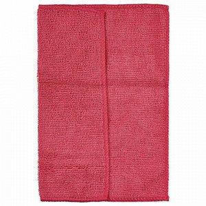 Салфетка универсальная SCOTCH-BRITE, микрофибра, 23х23 см, красная, MW-O-23