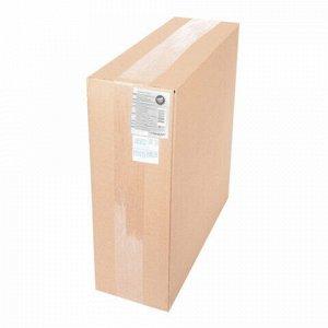 Бахилы КОМПЛЕКТ 100 шт. (50 пар) в упаковке, СТАНДАРТ, размер 39х15 см, 22 мкм, 3 г, ПНД, LAIMA, 104979