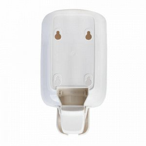 Диспенсер для жидкого мыла TORK (Система S2) Elevation, 0,5 л, mini, белый, 561000