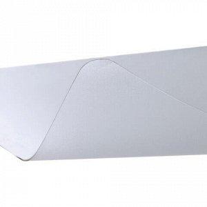 Коврик-подкладка настольный для письма сверхпрочный (610х480 мм), прозрачный, FLOORTEX, FPDE1924V