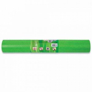 Мешки для раздельного сбора мусора 120 л зеленые в рулоне 10 шт., ПВД 38 мкм, 70х108 см, LAIMA, 606708, 3873