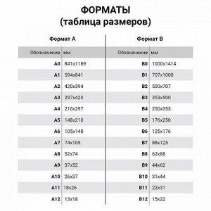 Бумага COLOR COPY, БОЛЬШОЙ ФОРМАТ (450х320мм), SRА3, 300 г/м2, 125 л., для полноцветной лазерной печати, А++, Австрия, 161% (CIE)