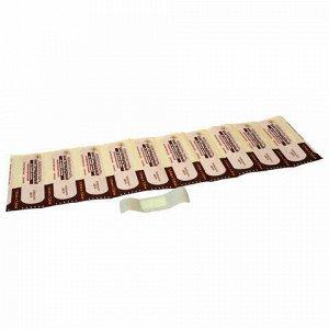 Лейкопластырь бактерицидный LEIKO комплект 1000 шт., 1,9х7,2 см, на тканевой основе, телесного цвета, 213175