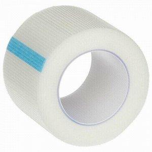 Лейкопластырь медицинский фиксирующий в рулоне LEIKO 3х500 см, на полимерной основе в картонной коробке, 531028