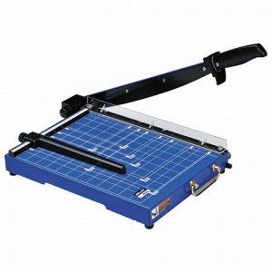 Резак сабельный KW-TRIO на 15 л, длина реза 310 мм, металлическое основание, А4, 3925, -3925