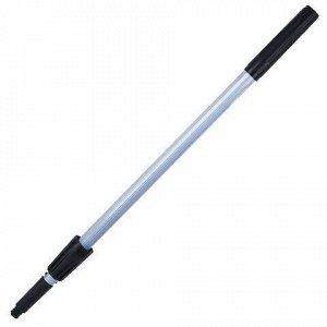 Ручка телескопическая 120 см, алюминий, стяжка 601522, окномойка 601518, LAIMA PROFESSIONAL, 601514