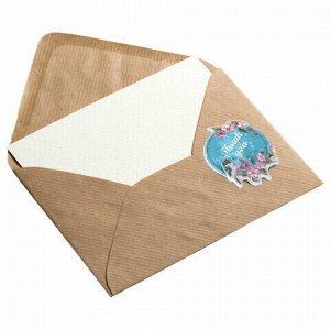 Наклейки бумажные объемные для скрапбукинга и декора ВЕСНА, 8 штук, ОСТРОВ СОКРОВИЩ, 662273